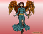 Angel Triss by Jaz-Merigold