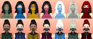 Klassic Ninjas