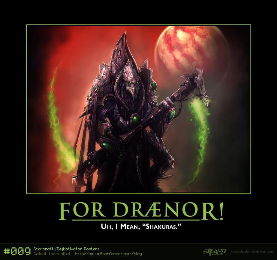 Dark Nova Figure Sc For Draenor Dark Templar By Thenonhacker