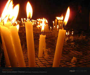 Candles for Peace, 1