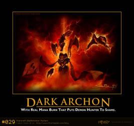 s029 Dark Archon Demon Hunter by thenonhacker