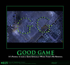 s025 Good Game GG Banelings