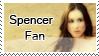 Spencer Fan Stamp by MizaoRocks
