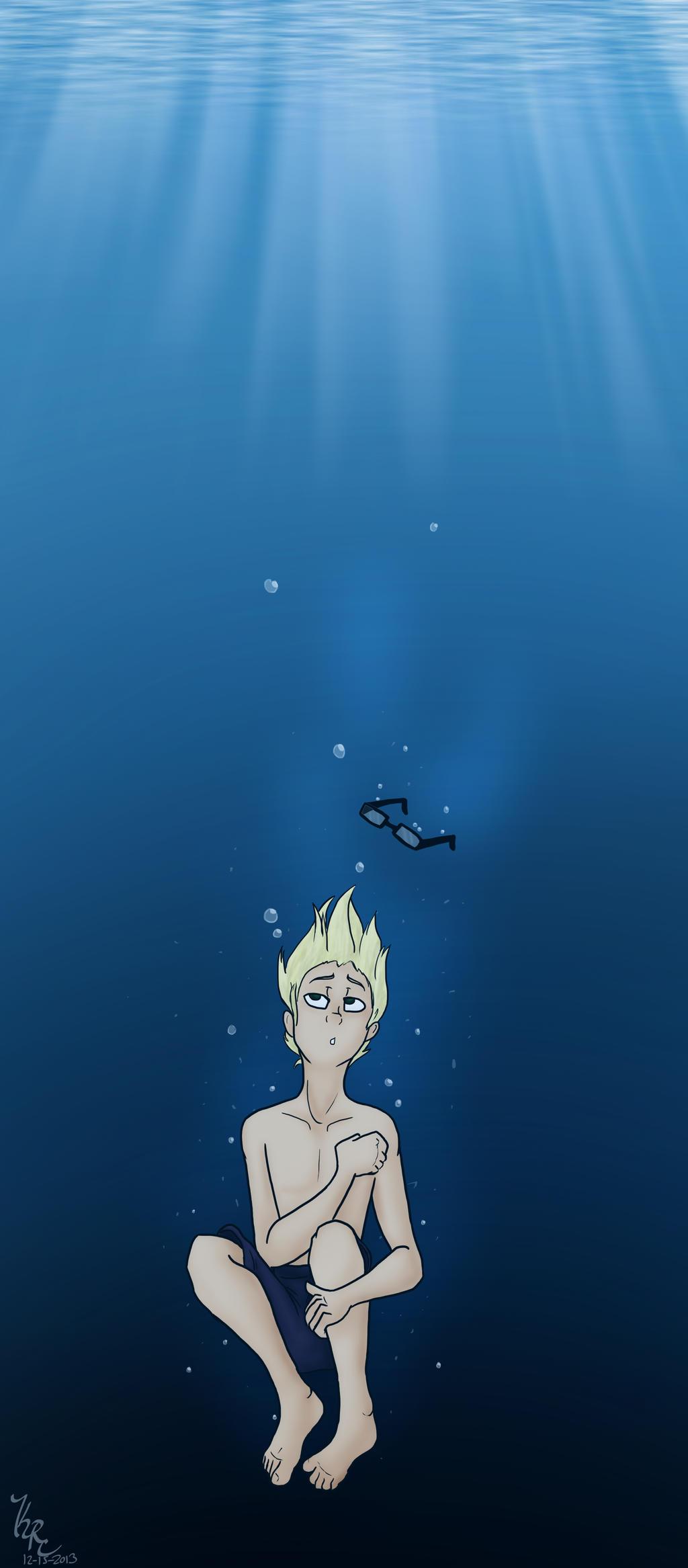Underwater by HugaDuck