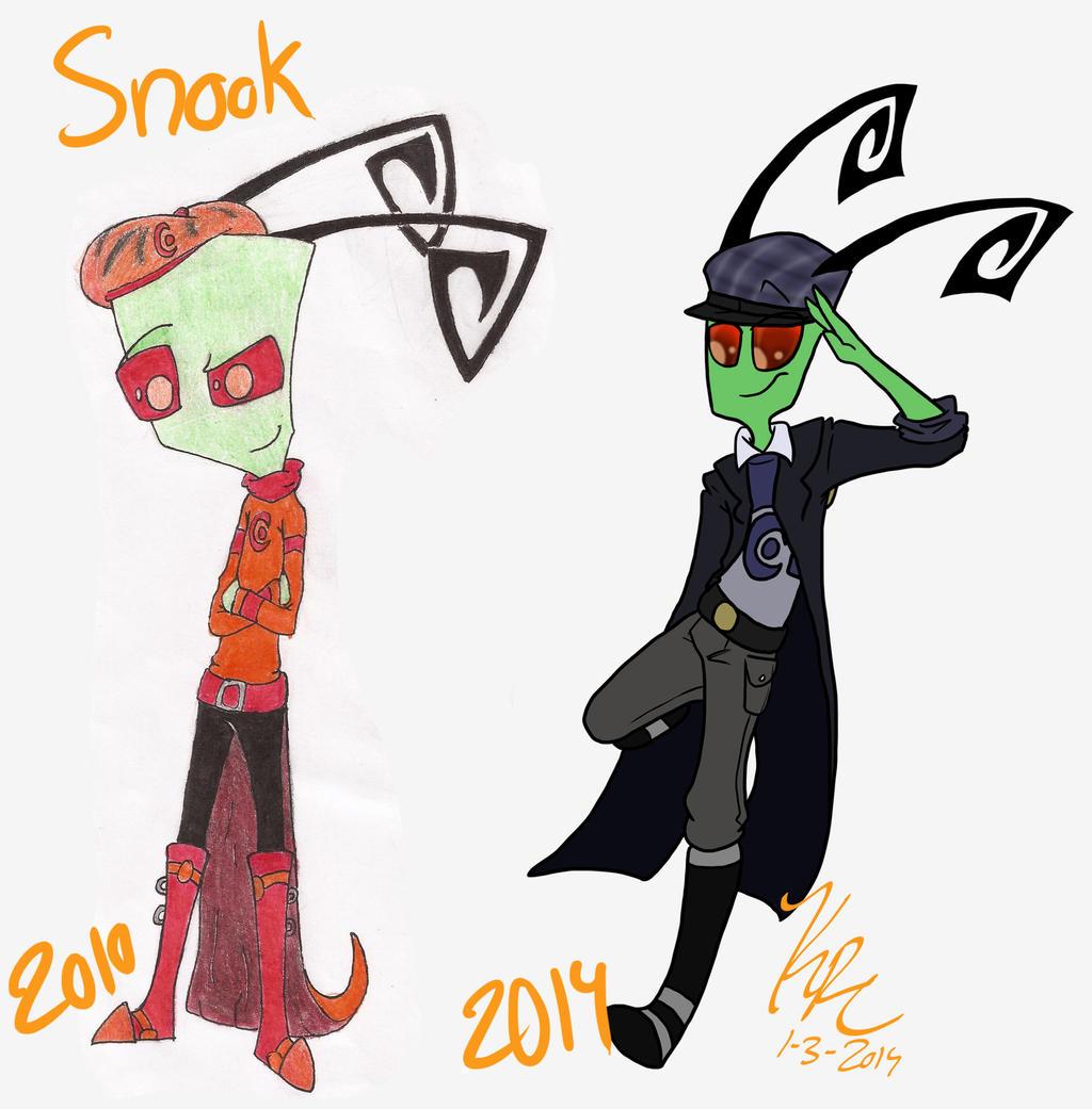 Snook Development by HugaDuck
