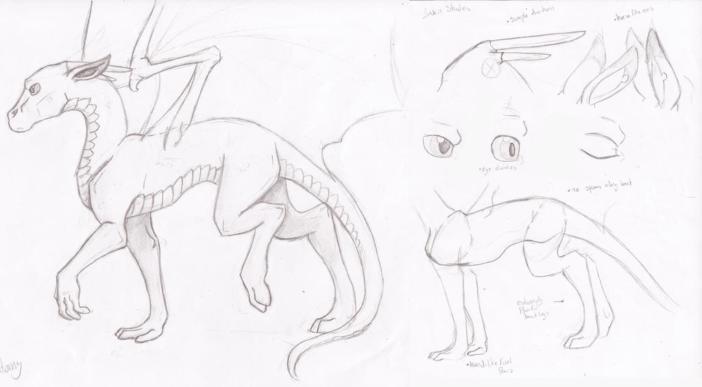 Sven doodles by HugaDuck