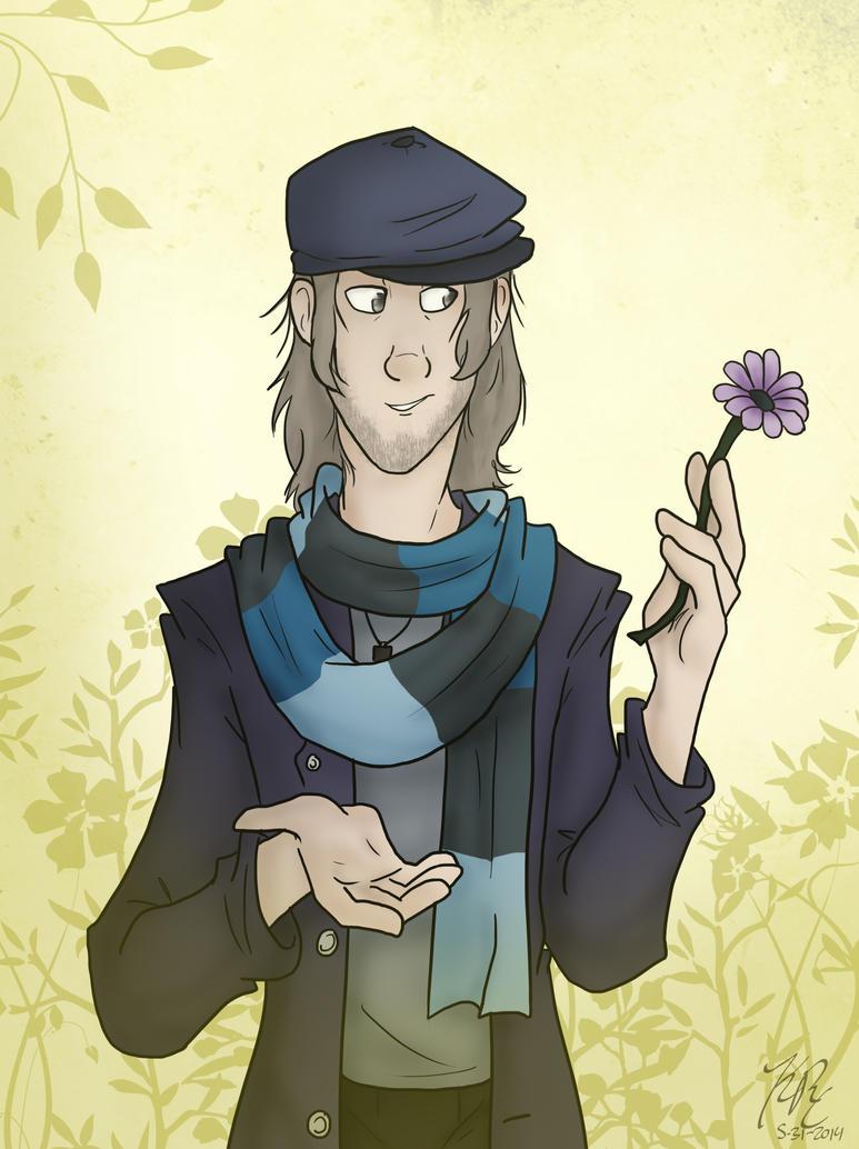 Flower by PickleJelloz
