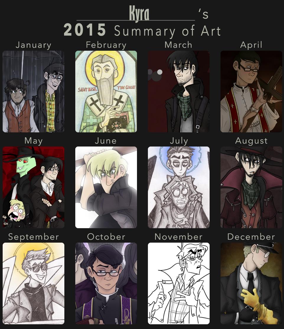2015 Summary by HugaDuck