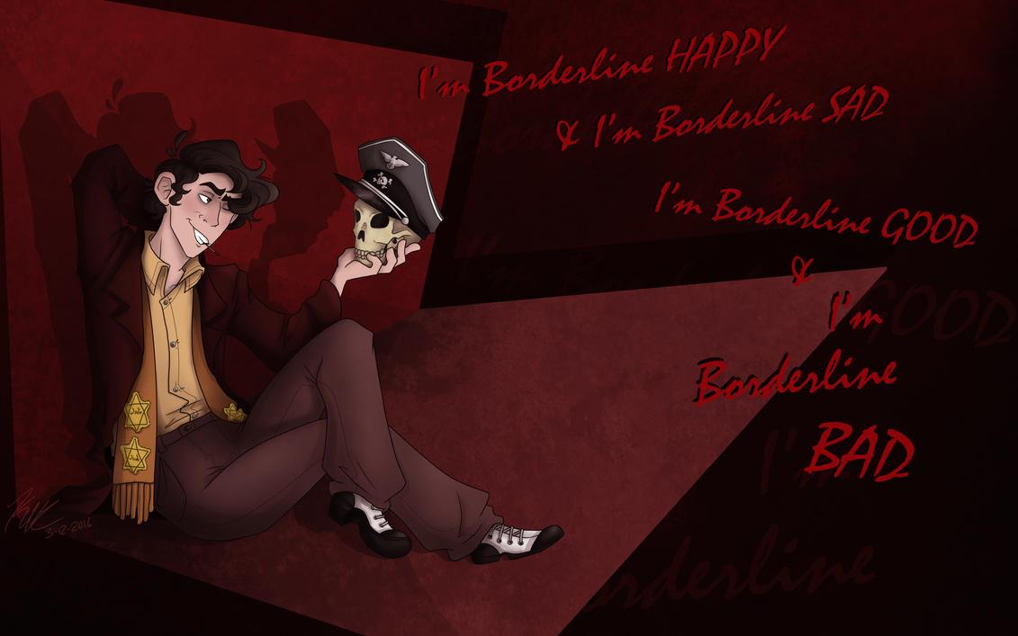 Borderline by HugaDuck