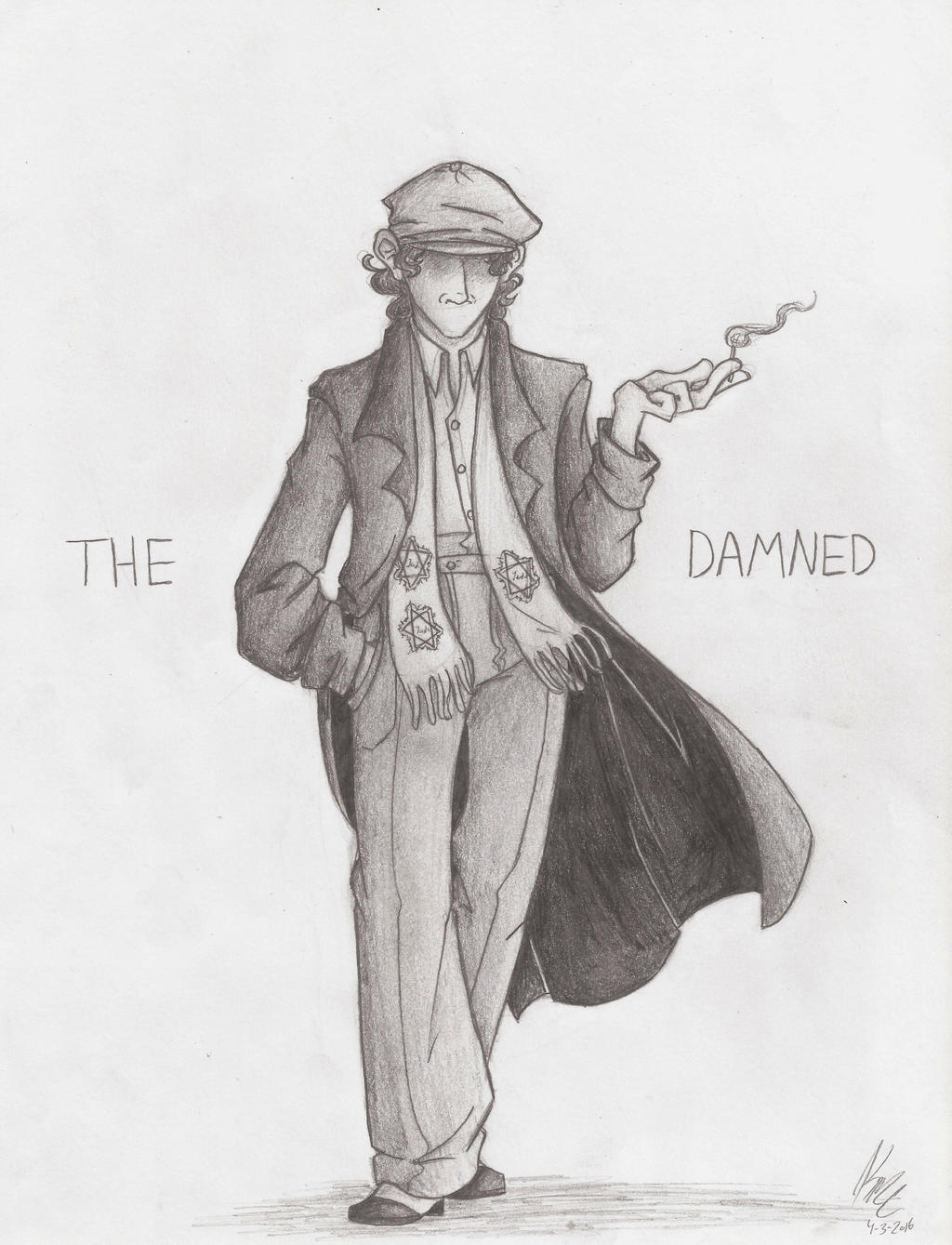 Introducing The Damned by HugaDuck