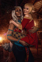In love with qunari 3 by EkaterinaFr