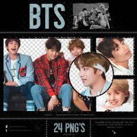 BTS PNG'S (wiintermoon) by wiintermoon