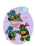 TMNT 2012: Raph Does Care...