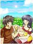 KibaHina-Lovely Picnic color