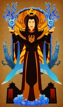 Fire Lord Azula