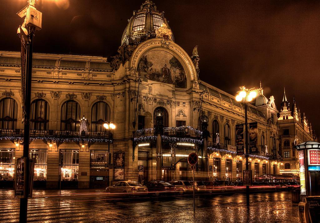 Prague by jmotes