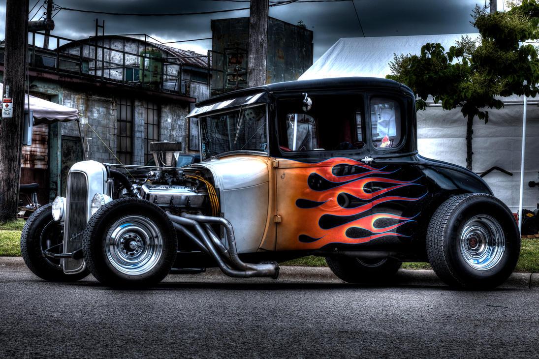 Hotrod Flames by MidagePhotographer on DeviantArt