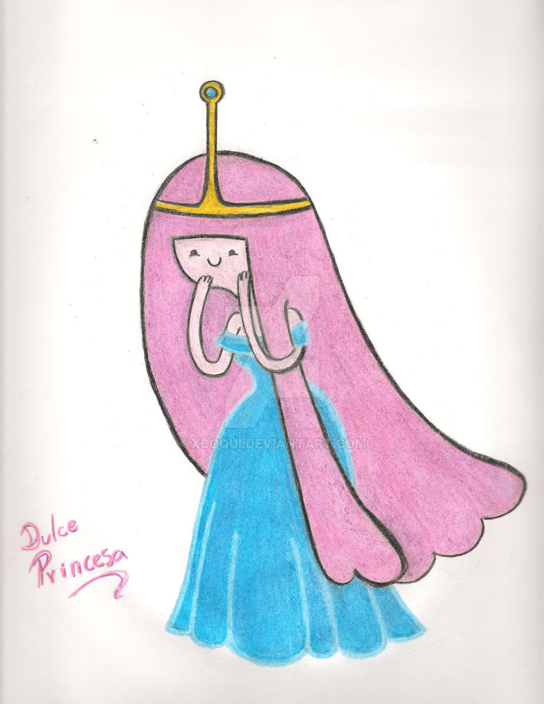 Dulce Princesa by Xcoqui