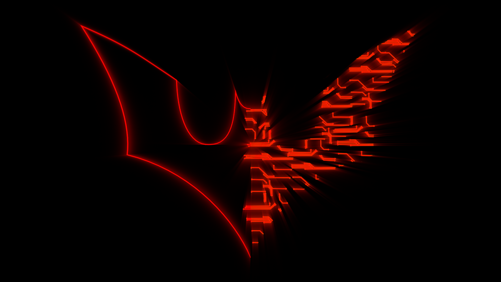 Batman Beyond Logo By Eksmentana On Deviantart