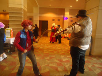 Shutocon - Stay away from my wife! by dreamin-star