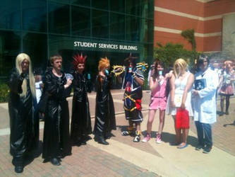 JAFAX 2014: Kingdom Hearts by dreamin-star