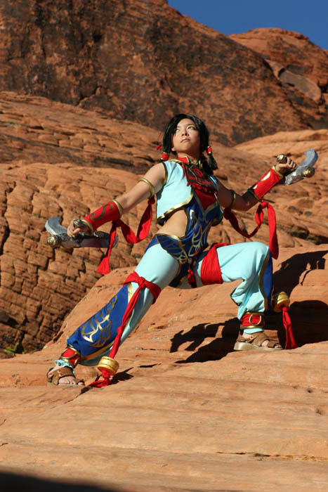 Defiant Wind Warrior by evaliation