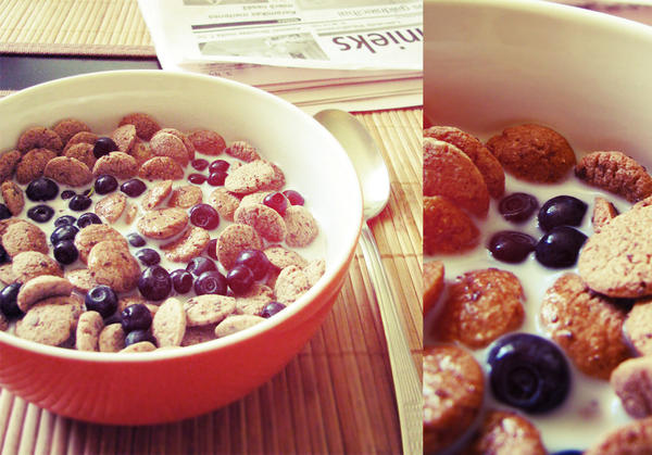 favourite breakfast by artahh