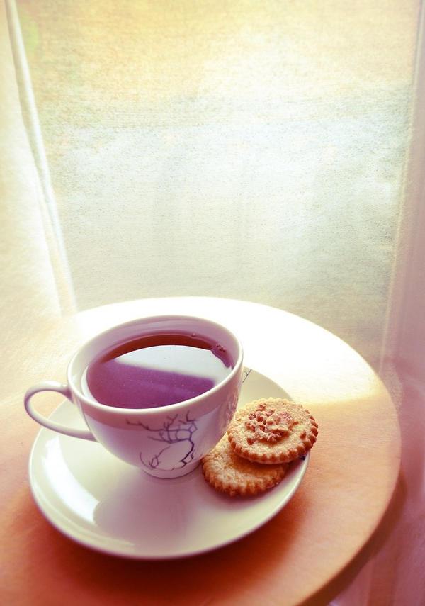 afternoon tea by artahh
