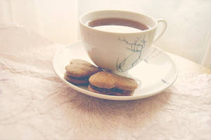 morning tea by artahh