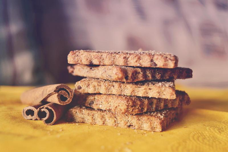 cinnamon sugar cookies by artahh