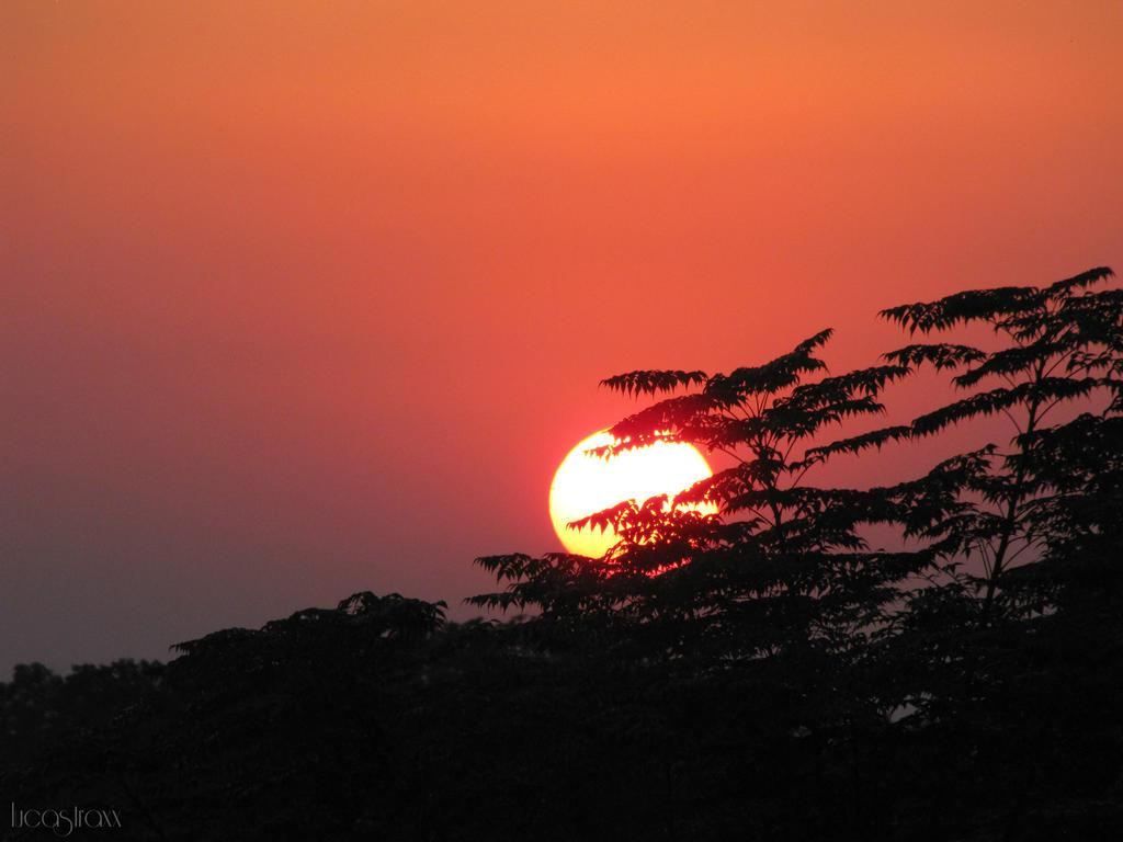 Goodbye sun~ by lucastraxx