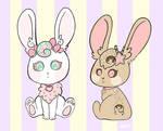 Sundae Bunnies