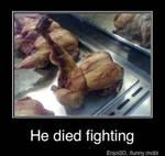 That chicken