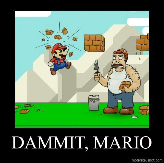 Mario by Pokefan117