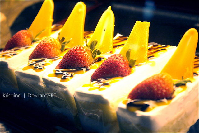 Strawberries by KrisAine
