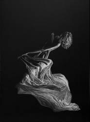 A Slow Fall by artgeza-II