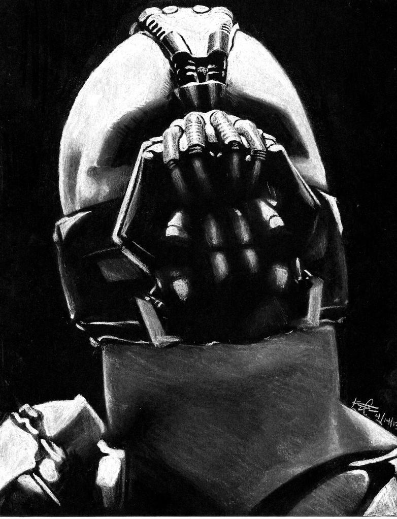 Dark Knight Rises Bane...