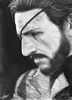 Punished Snake - Metal Gear Solid V Phantom Pain
