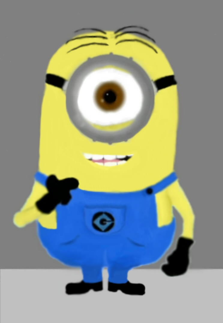 My Despicable Me Minion Kenny by terrya7