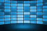 Free DataWall Stage Background