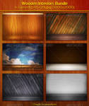 Wooden Interiors Bundle