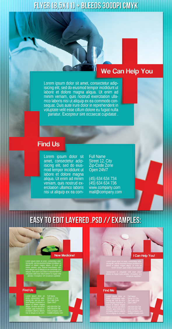 Medical Flyer by mkrukowski