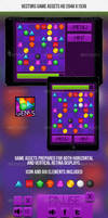 Jewels Puzzle Game Kit