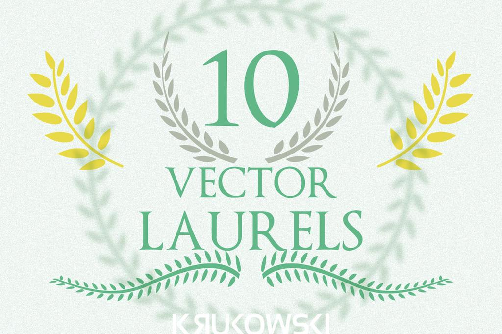 Vector Laurels by mkrukowski
