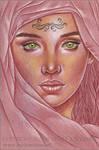 Lady Of Secrets - Sketch