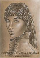 Timeless - Sketch by MJWilliam