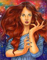Birth Of Magic by MJWilliam