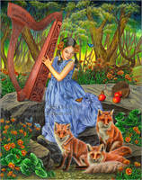 Marigold Sonata by MJWilliam
