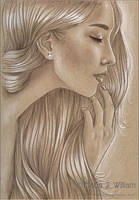 Felicity - Sketch by MJWilliam