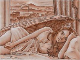 Divine Melancholy by MJWilliam